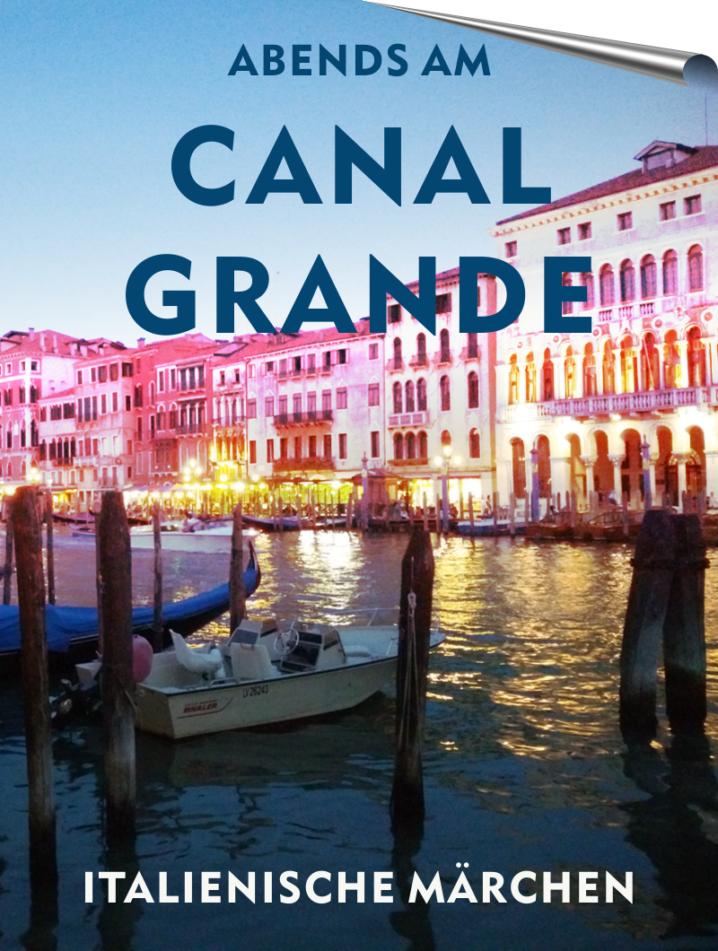 Abends am Canal Grande